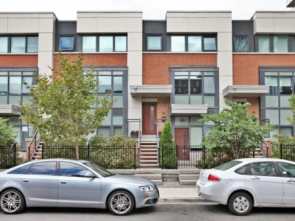 One Park West Townhomes