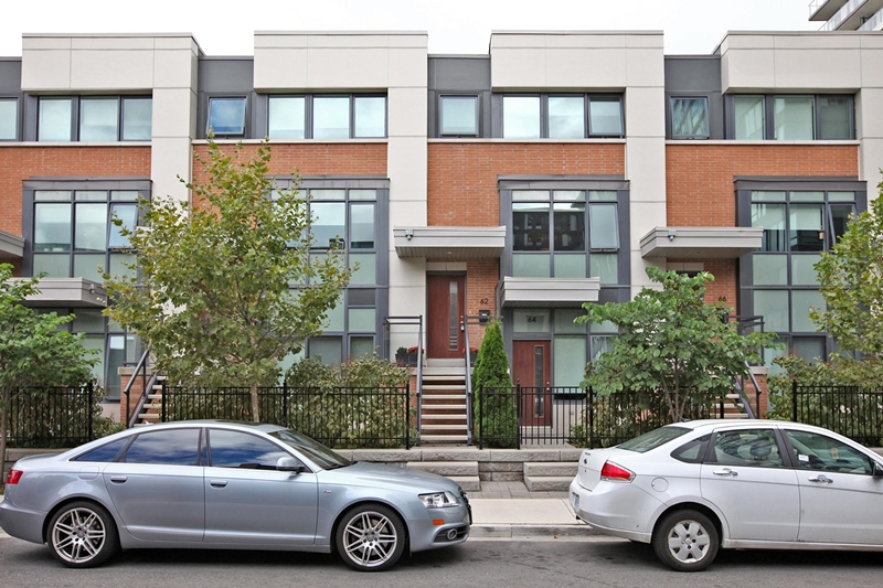 62 Cole Street Toronto