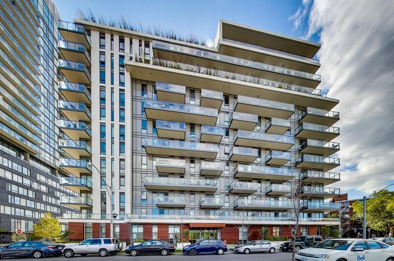 One Park West Condos - 260 Sackville St - Regent Park Toronto