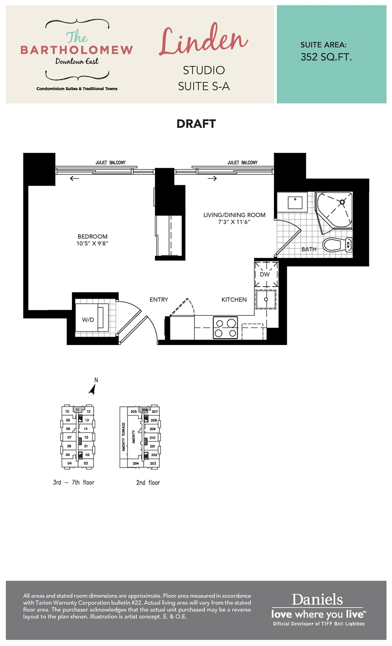 Bartholomew-Condos-Townhomes-Linden-Floorplan-Draft-Regent-Park