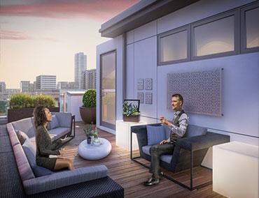Sutton-Collection-Townhomes-Regent-Park-Toronto-Regent-Park-Life-Rooftop
