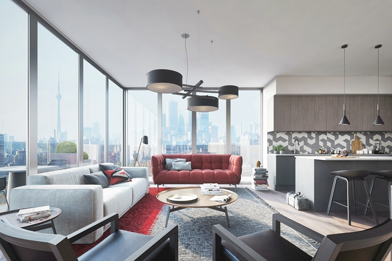East-United-Condos-Suite-Interior