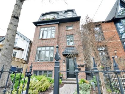 369 Ontario St – Unit 2 – 2 Bedroom Rental in Cabbagetown