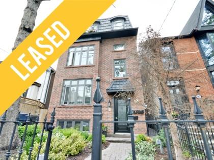 369 Ontario St – 2 Bedroom Rental in Cabbagetown