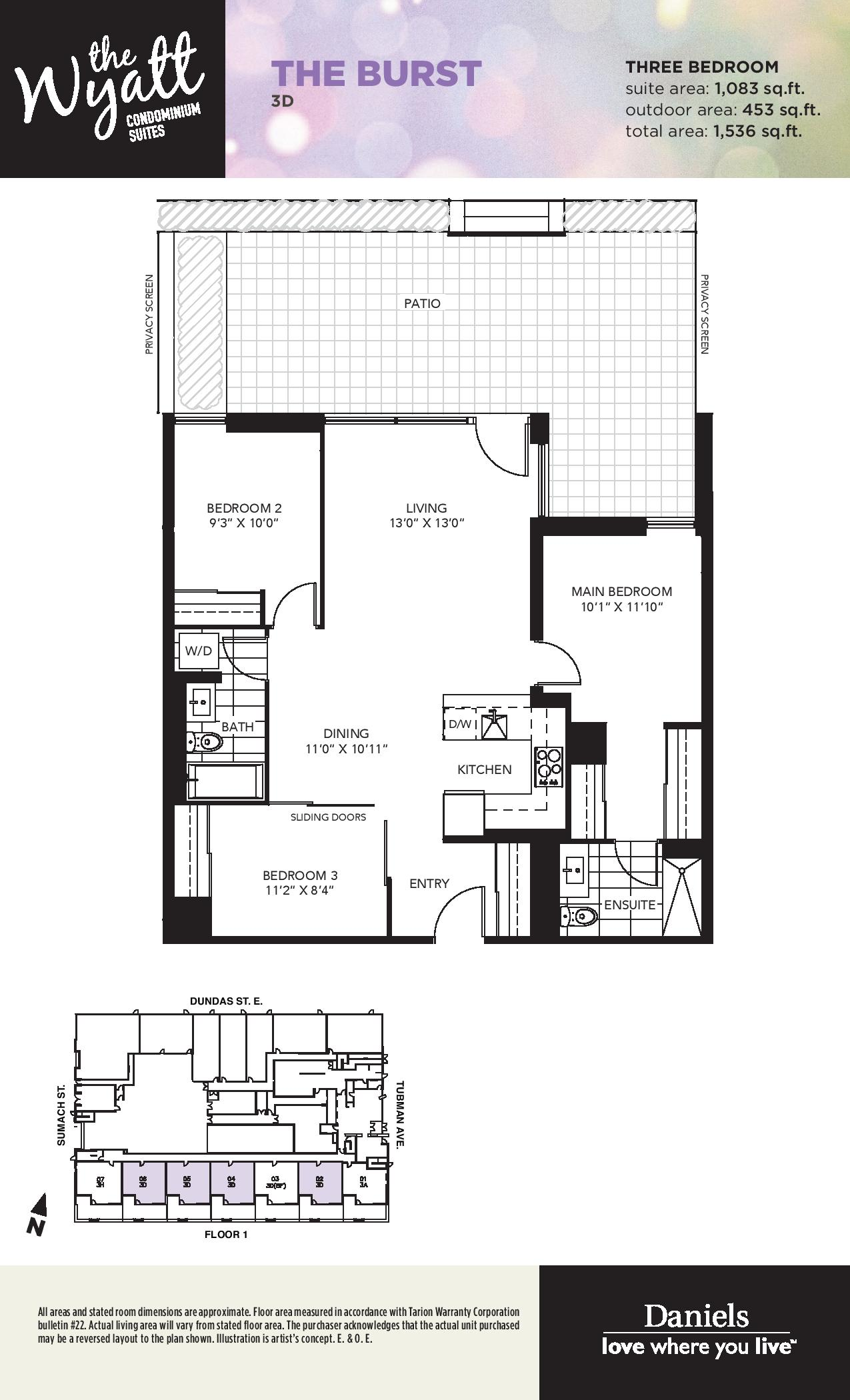 The Wyatt Condos - Regent Park Life Team - Platinum Release - All Floorplans + Features & Finishes-page-045