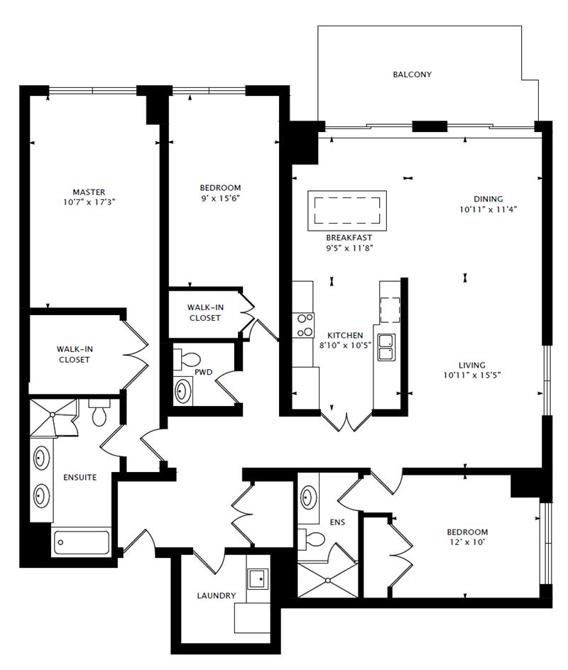 701 - 20 burkebrook pl - kilgour estates condos
