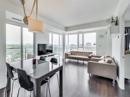 1803 – 25 Cole St – 2 Bedroom Suite at One Cole