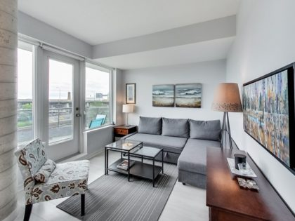 312 – 55 East Liberty St – Studio Suite at Bliss Condos