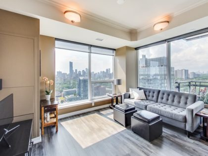 2209 – 225 Sackville St – 2 Bedroom Suite at Paintbox