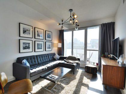 1008 – 55 Regent Park Blvd – 2 Bedroom Rental at One Park Place
