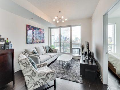 2108 – 55 Regent Park Blvd – Incredible City Views At OPP